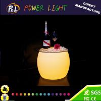 Wholesale Color changing Plastic LED Coffee Table from china suppliers
