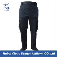 Wholesale Dark Navy TC Twill Tactical Combat Pants All Seasons For Men Outdoor Duty from china suppliers