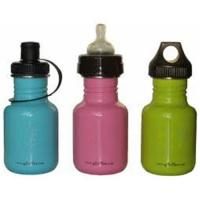 Buy cheap Stainless steel baby feeding bottle from wholesalers