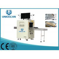 Wholesale 10mm Steel Plate Hotel Security Baggage Scanner SF5030C With Dual Energy from china suppliers