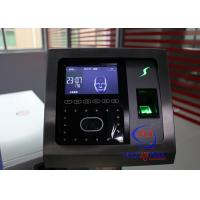 Wholesale Professional Face Turnstile Security Systems , Fingerprint Attendance Machine from china suppliers