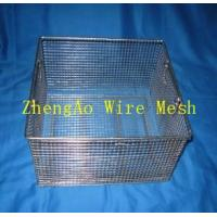 Buy cheap stainless steel 304 316L Sterilizing Tray Of Wire mesh from wholesalers