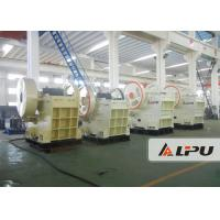 Wholesale Large Capacity Toggle Plate Jaw Crusher Concrete Crushing Equipment 24t from china suppliers