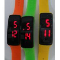Wholesale Low cost Sport Watch with time and date display, button battery embedded from china suppliers