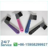 Wholesale Hoofpick Brushes With Scraper Dog Grooming Brush Safe Cleaning Products For Pets - BN5059 from china suppliers