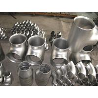 Wholesale Forged Sch10 - Sch160 Stainless Steel Pipe Fittings OD 1/2 - 48 Inch from china suppliers