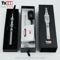 China NEW Brand mechanical dry herb vaporizer Yocan exgo w3 heating elements made in the USA wax vaporizer exgo on sale