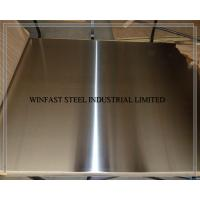 Wholesale 201 202 301 303 Stainless Steel Sheets Plate , ASTM JIS GB SS Sheet from china suppliers