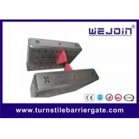 Wholesale Waist High Speed Gate Systems Retractable Flap Barrier Turnstile For Bus Station from china suppliers