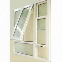 Buy cheap PVC Window with Sliding/Casement/Tilt/Turn Style/Excellent Performance/Efficient Energy from wholesalers