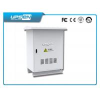 Wholesale Outdoor UPS System for Oudoor Telecom with Sealing Level IP55 and Anti Cold / Hot Function from china suppliers
