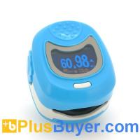 Wholesale Fingertip Pulse Oximeter With OLED Display and Rechargeable Battery - For Kids from china suppliers