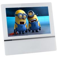 Wholesale 21.5inch White Media Player 1080p High Definition Video Display Screen Android Network Advertising Display with WIFI from china suppliers