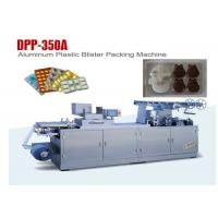 Quality Chocolate Flat Plate Automatic Blister Packing Machine Blister Pack Sealing Machine for sale
