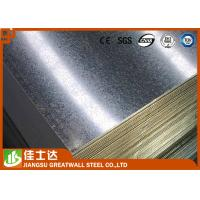 Wholesale Hot Dipped Galvalume Steel Sheet  For Metal Structure , Thickness 0.3mm-1.2mm from china suppliers