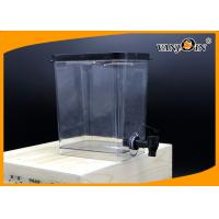 Wholesale 1 Gallon Dispenser PETG safe plastic drinking bottles Hot Stamping from china suppliers