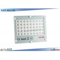 Wholesale Honeycomb Shaped 50W LED Flood Light Beam Angle: 8/45/60/90° Optional for Various Places Lighting from china suppliers