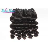 Wholesale Hot Loose Brazilian Hair Bundles Remy Hair Extensions Machine Wefts from china suppliers