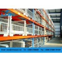 Wholesale Customized Heavy Duty Storage Racks For Warehouse Adjustable Level Height from china suppliers