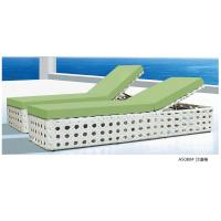 Latest beach rattan furniture buy beach rattan furniture for Chaise lounge band