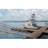 Wholesale Marina floating docks pontoons from china suppliers