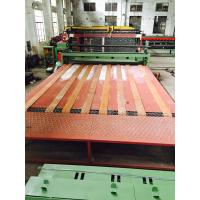 Quality Automatic Gabion Wire Mesh Production Line For Reno Mattress Machine With CE Certificate for sale