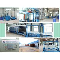 Wholesale Horizontal Continuous Foaming Machine , Mattress Polyurethane PU Foam Machine from china suppliers