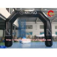 Wholesale Outdoor Running Game Inflatable Race Arch With Inflatable Advertising Signs from china suppliers