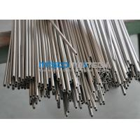 Wholesale Small Diameter Straight Stainless Steel Heat Exchanger Tubes Welded TP316 / 316L from china suppliers