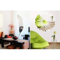 Buy cheap Acrylic plastic wall mirror from wholesalers