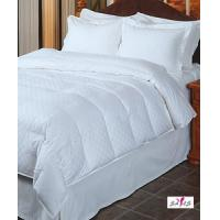 Wholesale White 100 % Cotton Customized OEM Home and Hotel Comforter Sets for Bedroom from china suppliers