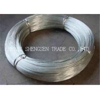 Wholesale BWG8 - BWG22 Electro Galvanized Wire 14 Gauge Zinc Coated Galvanized Steel Wire from china suppliers
