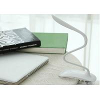 Stylish Rechargeable Reading Light with High Brightness Leds, 360 degree gooseneck pole, CE ROHS certification