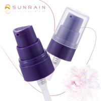 Wholesale SR -801 Cosmetic cream plastic treatment pump for skin care , 18 / 410 from china suppliers