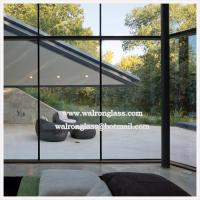 Buy cheap China 4mm 6mm 8mm 10mm 12mm Clear/Frosted Glass Wall from wholesalers