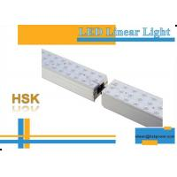 Wholesale LED Linear Ceiling Lighting For Supermarket And Office Seamless Connection from china suppliers