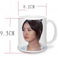 Wholesale Export transfer photos ceramic mug custom pictures 7102 mark cup from china suppliers