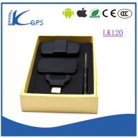 Wholesale micro sim card gps tracker with LED lk120 from china suppliers