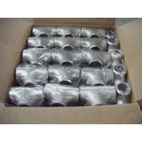 Wholesale ASTM A234 WPB seamless cross pipe fitting from china suppliers