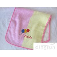 Wholesale Full Printing Bathroom Hand Towels , Embroidered  Hand Towels Small Comfortable from china suppliers