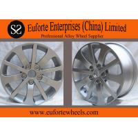 Wholesale Japanese Wheels 16inch Silver Replica Aluminum Alloy  For Mazda 6 from china suppliers