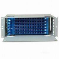Wholesale Wall mounted Fiber Optic Terminal Box optical fiber 4 core terminal box with CE ROHS from china suppliers