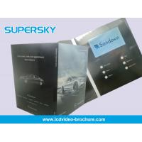 2G Built - In Screen LCD Video Greeting Card For Graduations , Birthday Parties