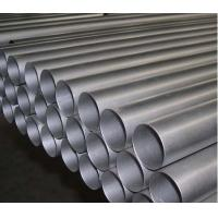 Wholesale Brush Mirror 0.2mm-150mm Seamless Stainless Steel Tube For Construction from china suppliers