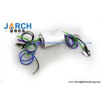 Wholesale IP54 Power / signal through bore slip ring RJ45 / USB Connector from china suppliers