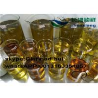 Wholesale Powerful Liquid Semi Finished Blend Injectable Anabolic Steroids Oil Nandro Test 225 mg/ml from china suppliers