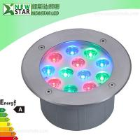 Wholesale IP67 18W RGB 24Volt Led Inground Light from china suppliers