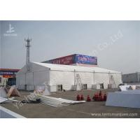 Wholesale 850Gsm PVC Fabric Cover custom event tents Aluminium Alloy UV Resistant from china suppliers