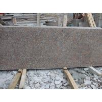 Wholesale Stock Promotion China Natural Stone Maple Red Granite Slab G562 from china suppliers