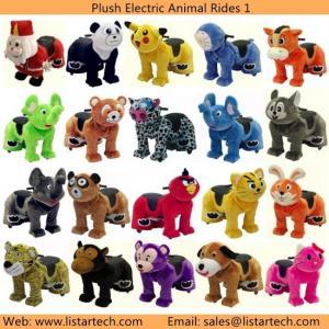 Stuffed Toys Stuffed Animals, Ride on Toys Mini Children Happy Car